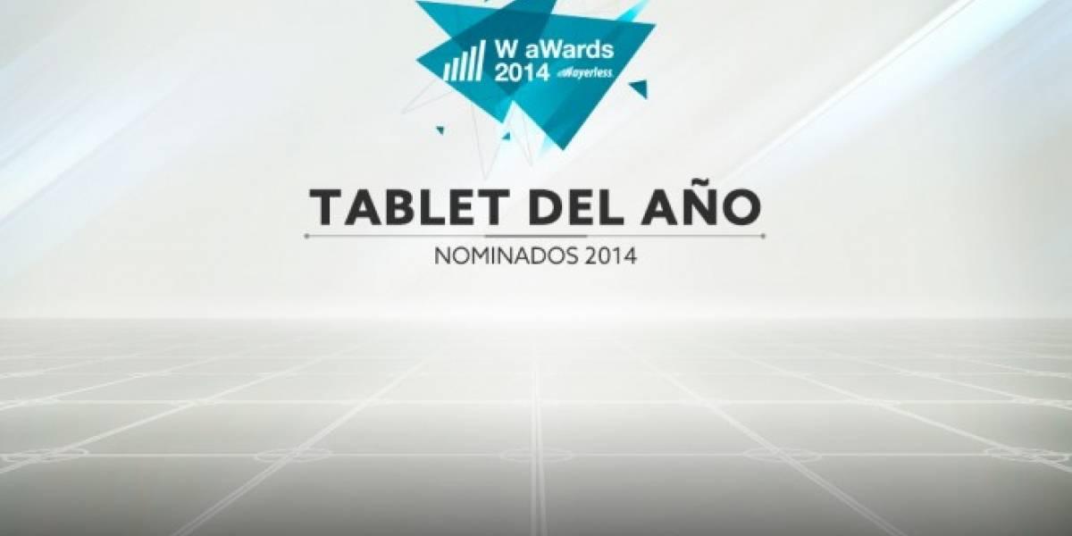 Vota por la Mejor Tablet del 2014 [W aWards]