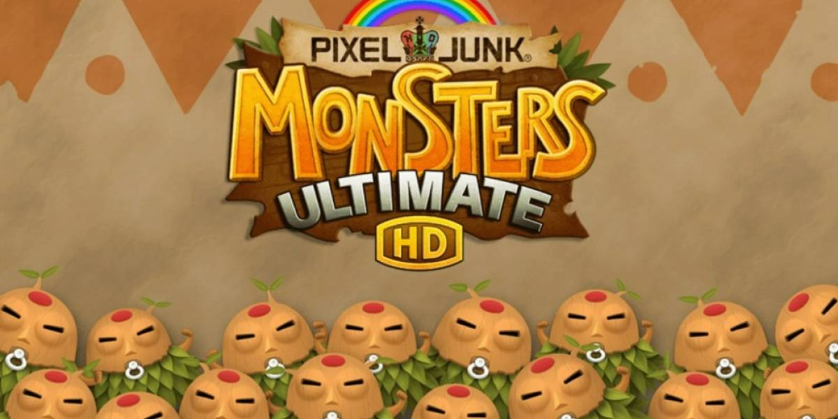 PixelJunk Monsters Ultimate HD gratis para PS Plus