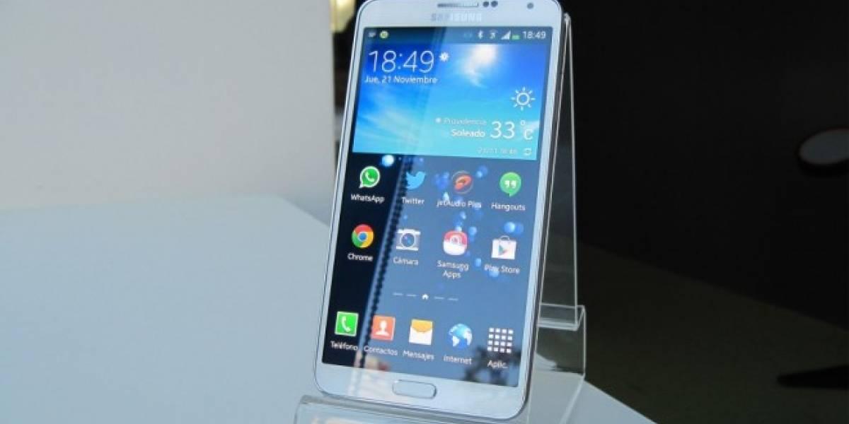 Aparece una ROM estable de Android 5.0 Lollipop para el Samsung Galaxy Note 3