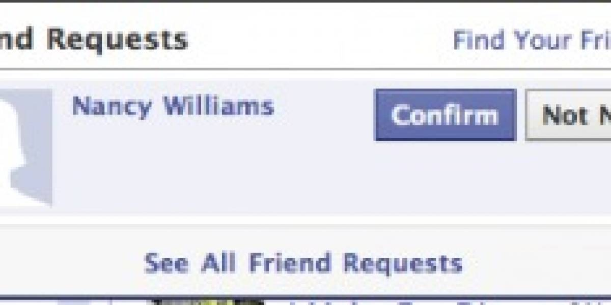 La gente a la que rechazas en Facebook puede seguir viendo lo que haces