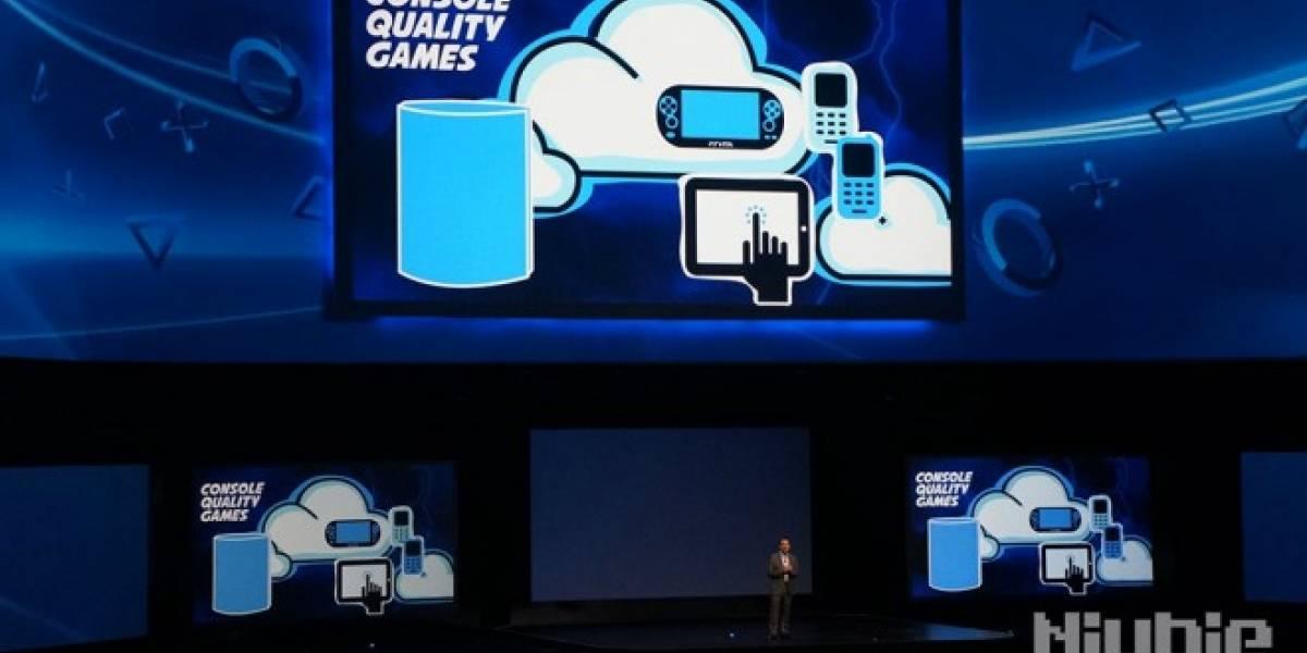 Gaikai, el servicio de la nube para PlayStation 4, llegará en 2014 #E3