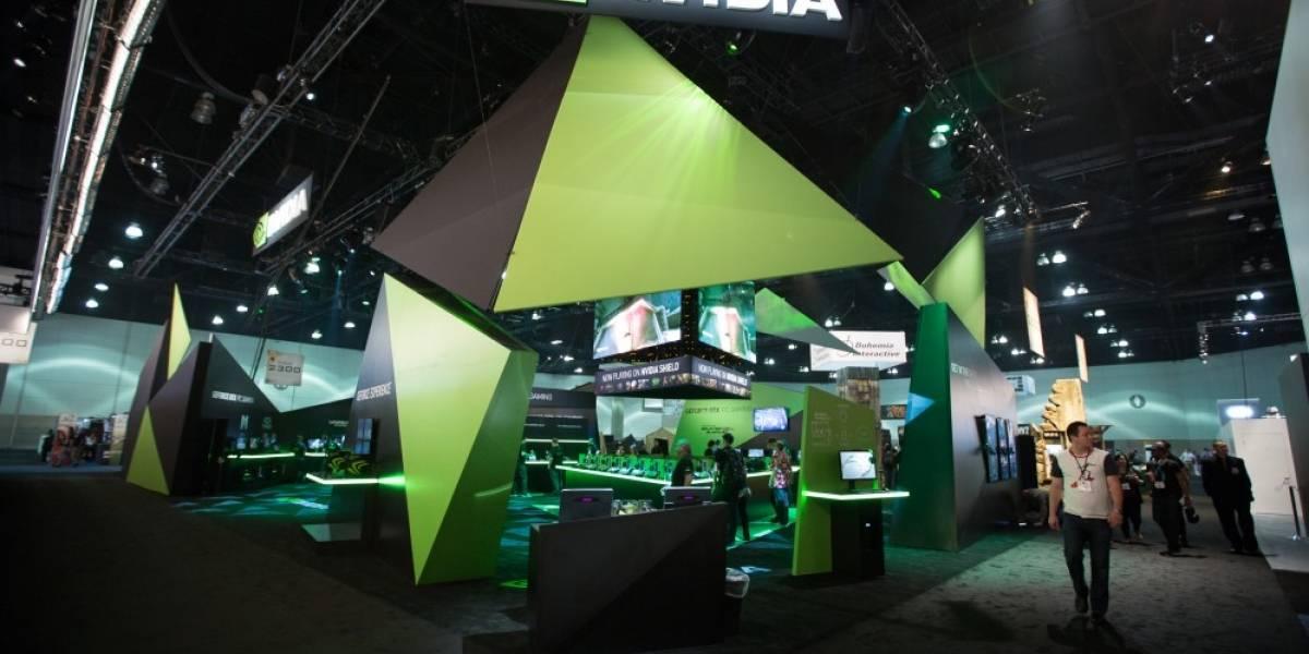Nvidia mostrará novedades con respecto a los videojuegos en la #CES2014