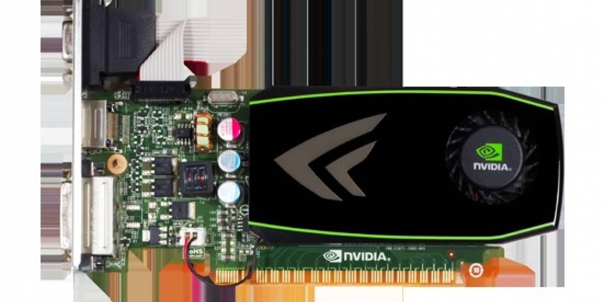 Nvidia lanza oficialmente su nueva GPU Geforce GT 430