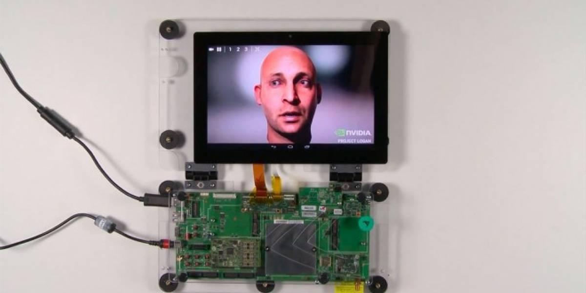 Project Logan es una GeForce GT 630 en una tablet