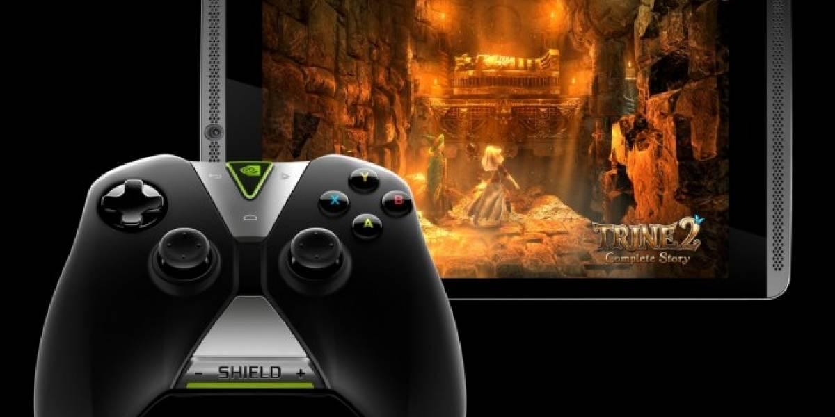NVIDIA Shield quiere ser tu próxima videoconsola con streaming de juegos