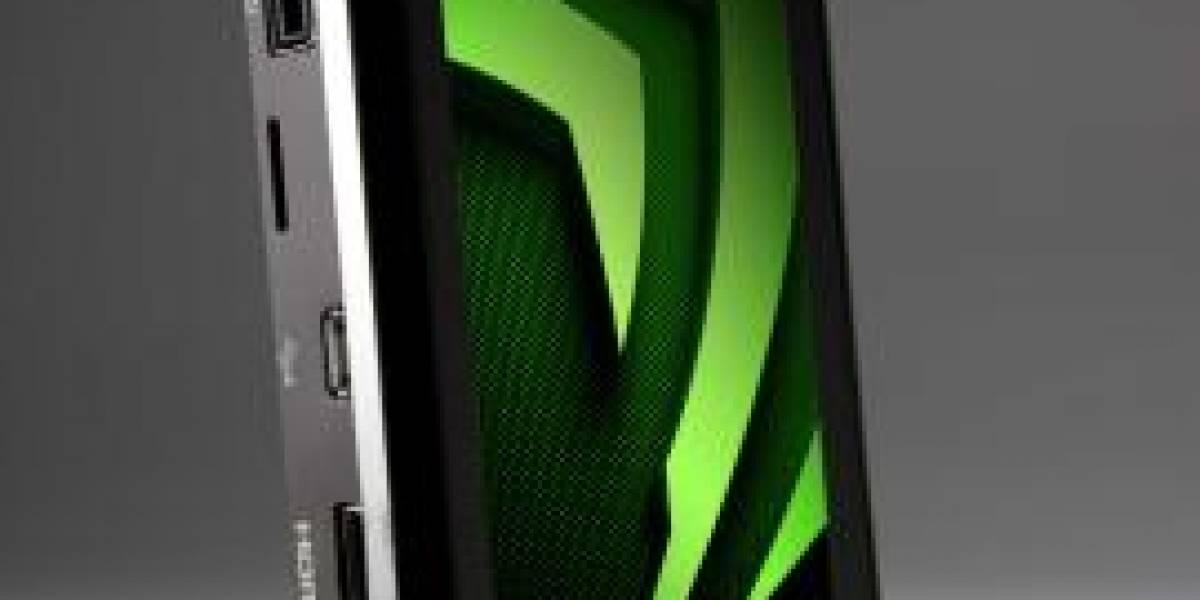 Nvidia aborda dispositivos móviles con Tegra