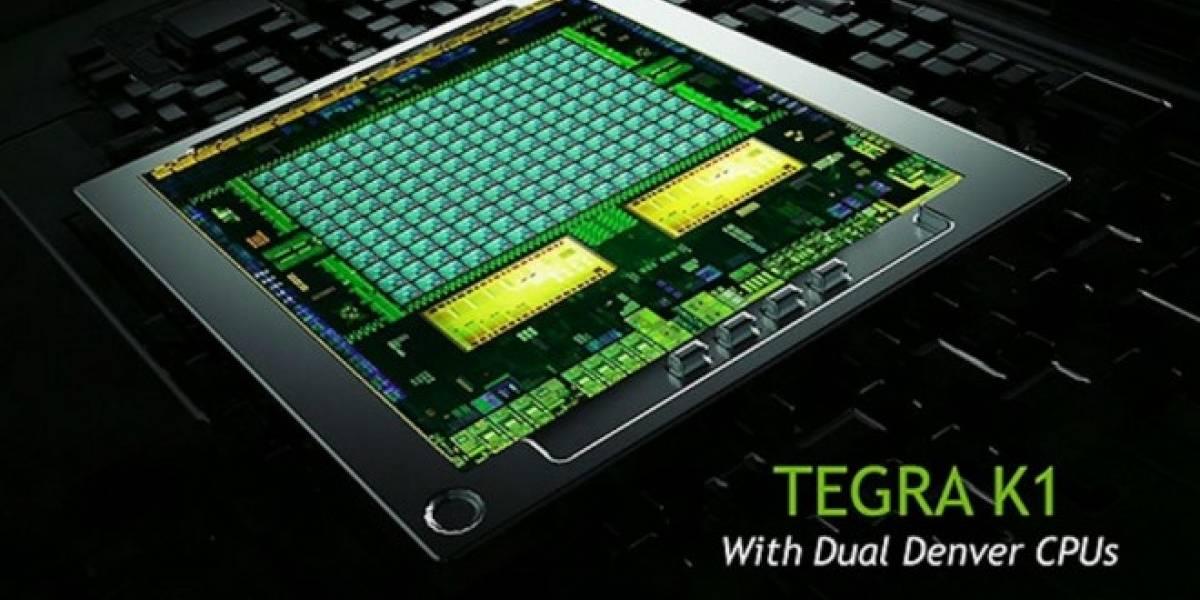 NVIDIA presenta el primer procesador de 64 bits para Android