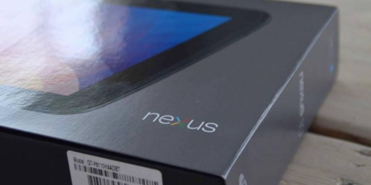 Rumor: HTC hará la próxima tableta Nexus 8