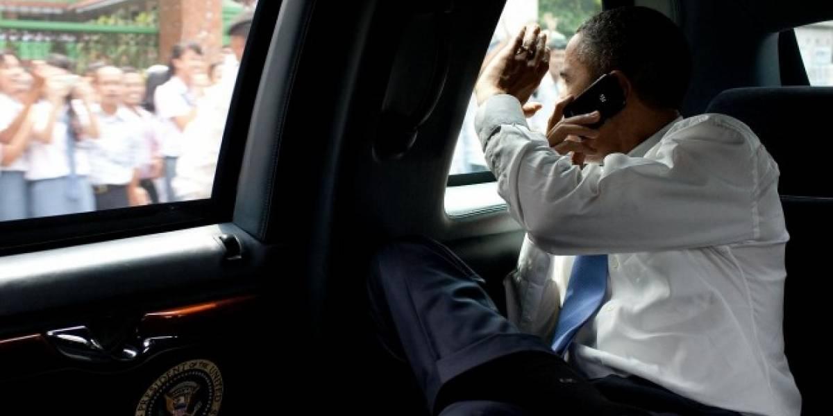 ¿Acaso Obama dejará su BlackBerry este año?