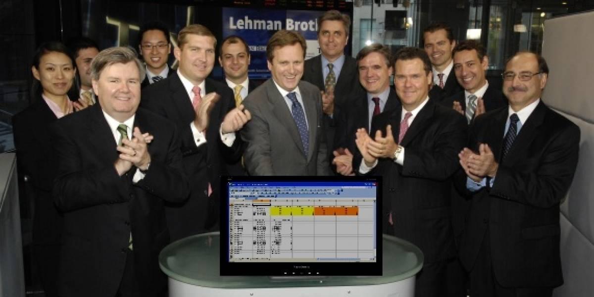 Impresentable: Culpan a Excel por compra de acciones de Lehman Brothers tras su bancarrota