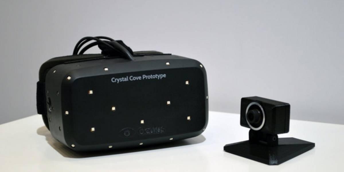 Así funciona la más reciente versión del Oculus Rift #CES2014