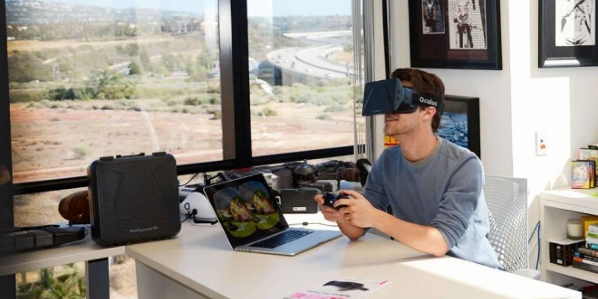 ¿Podría llegar Oculus Rift a PlayStation 4? Shuhei Yoshida sonríe #E3