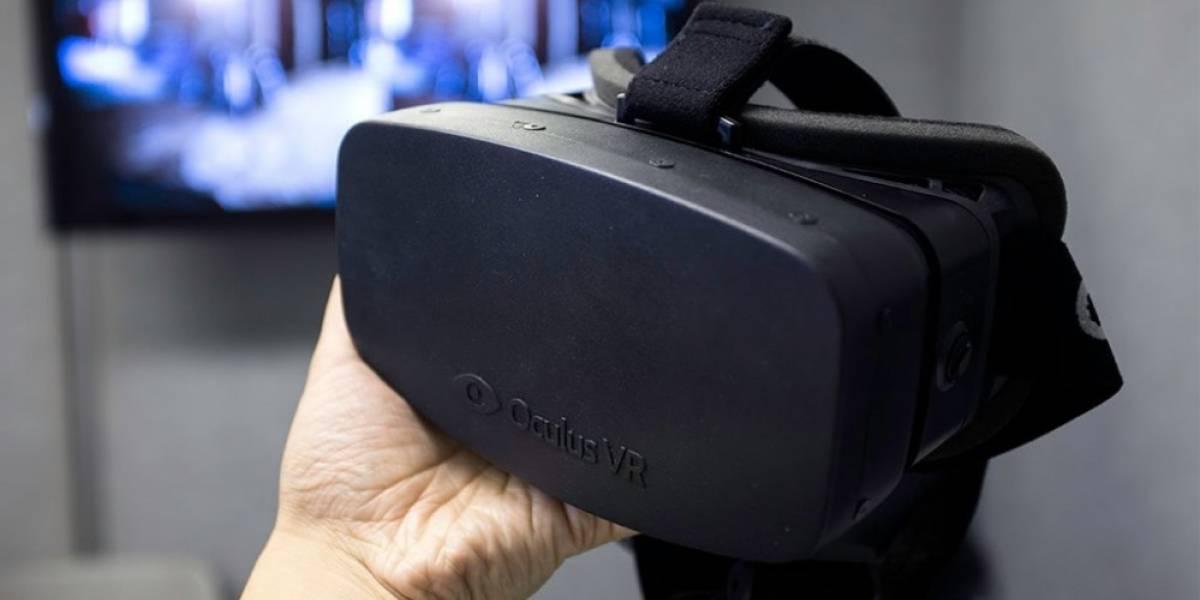 Disectan un Oculus Rift en video
