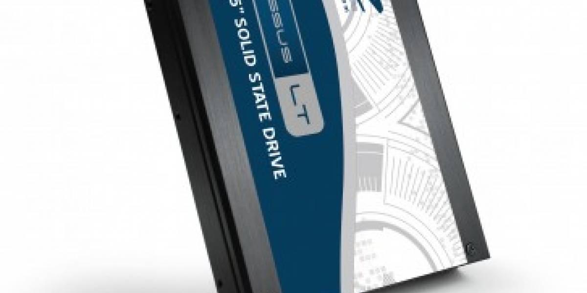 SSD Colossus LT de OCZ son como su nombre