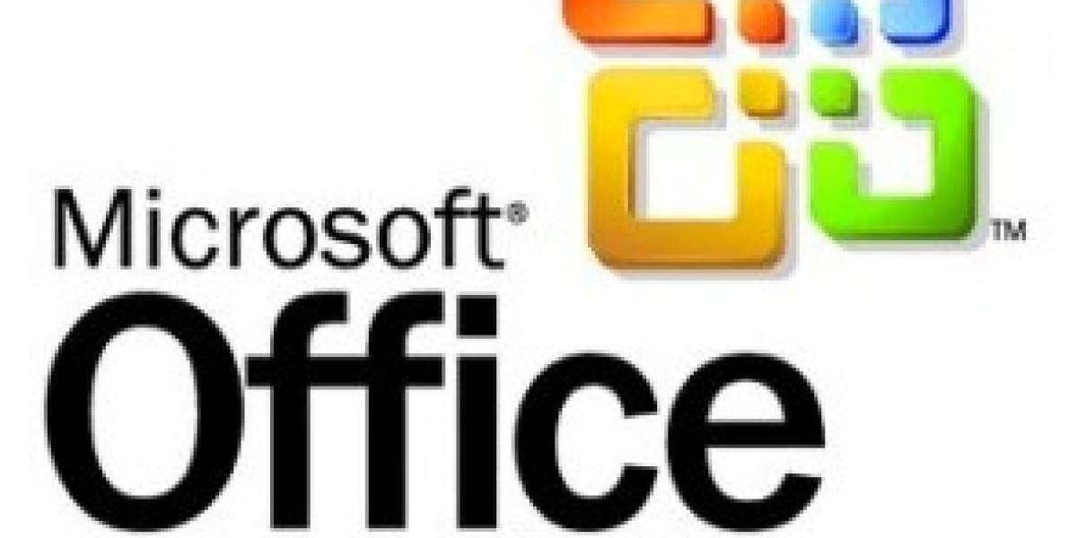 Microsoft lanzó Office 2010, aunque todavía no se puede comprar
