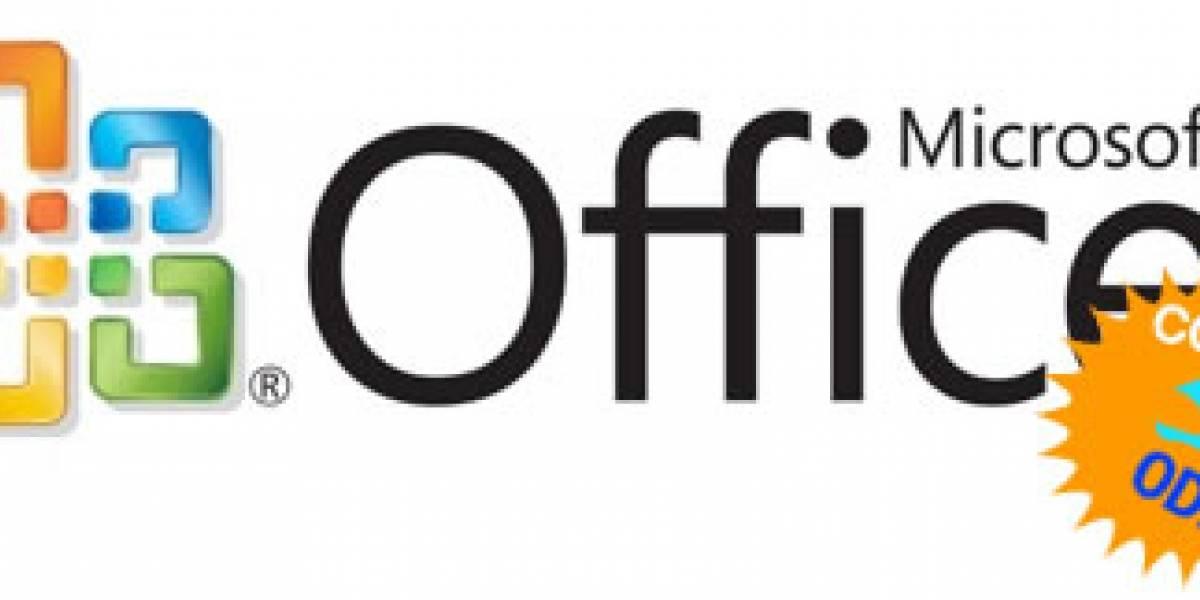 Microsoft Office 2007 SP2 vendrá con soporte nativo para ODF, PDF y XPS