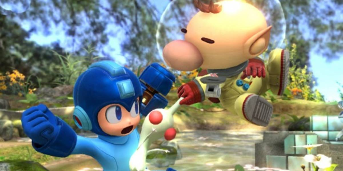 Capitán Olimar reaparecerá en el nuevo Super Smash Bros.