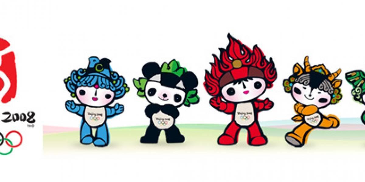 China hace trampa en los juegos olímpicos... y bloquea iTunes