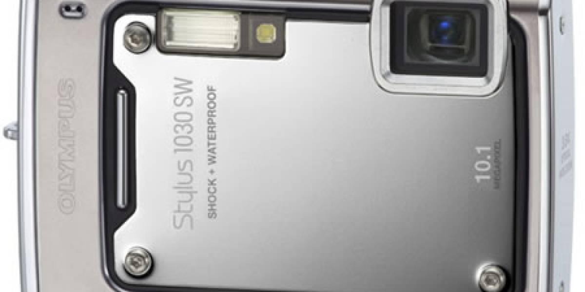 Olympus Stylus 1030SW, la cámara que usaría Jack Bauer