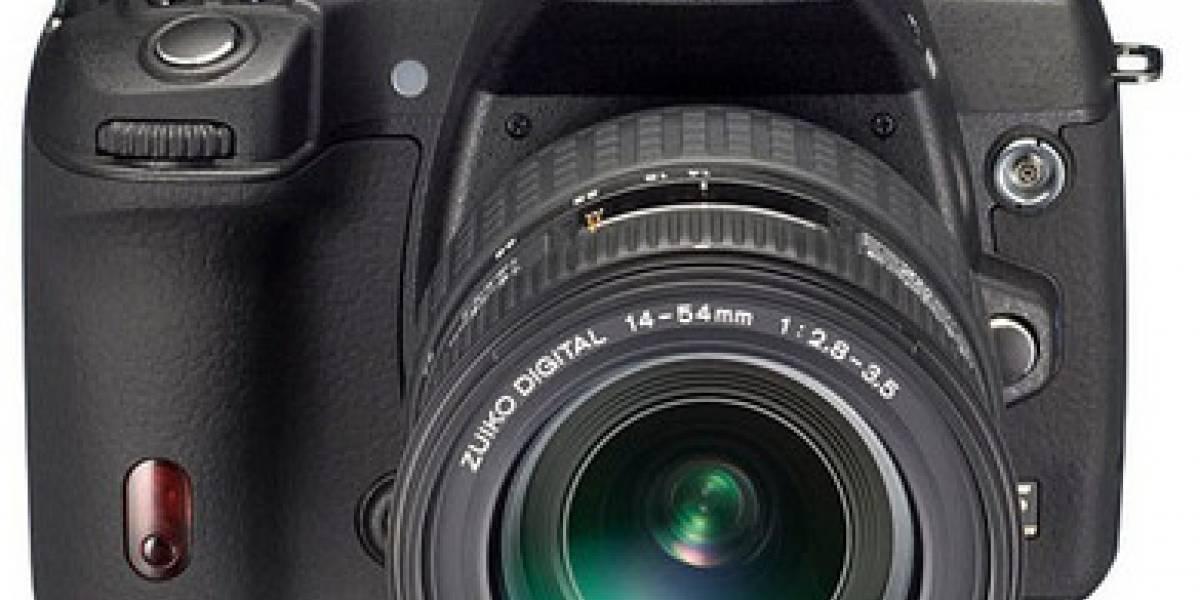 Olympus tiene una cámara en formato Micro Cuatro Tercios
