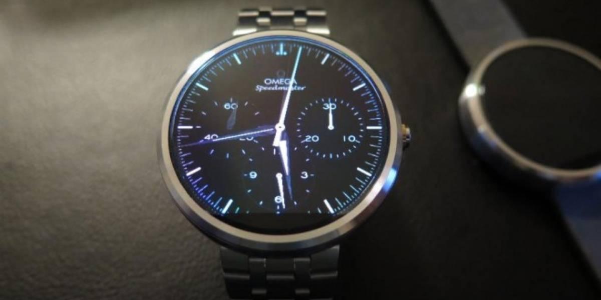 Fabricantes de relojes van contra las carátulas apócrifas de Android Wear
