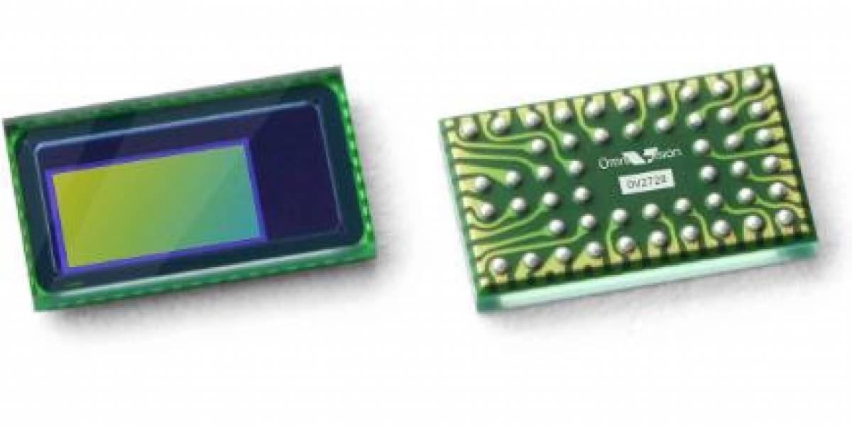 El sensor para cámaras 1080p más pequeño del mundo