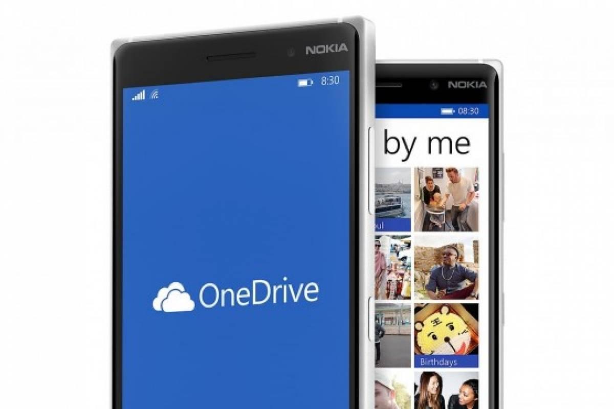 OneDrive se actualiza para permitir varias cuentas en Windows Phone