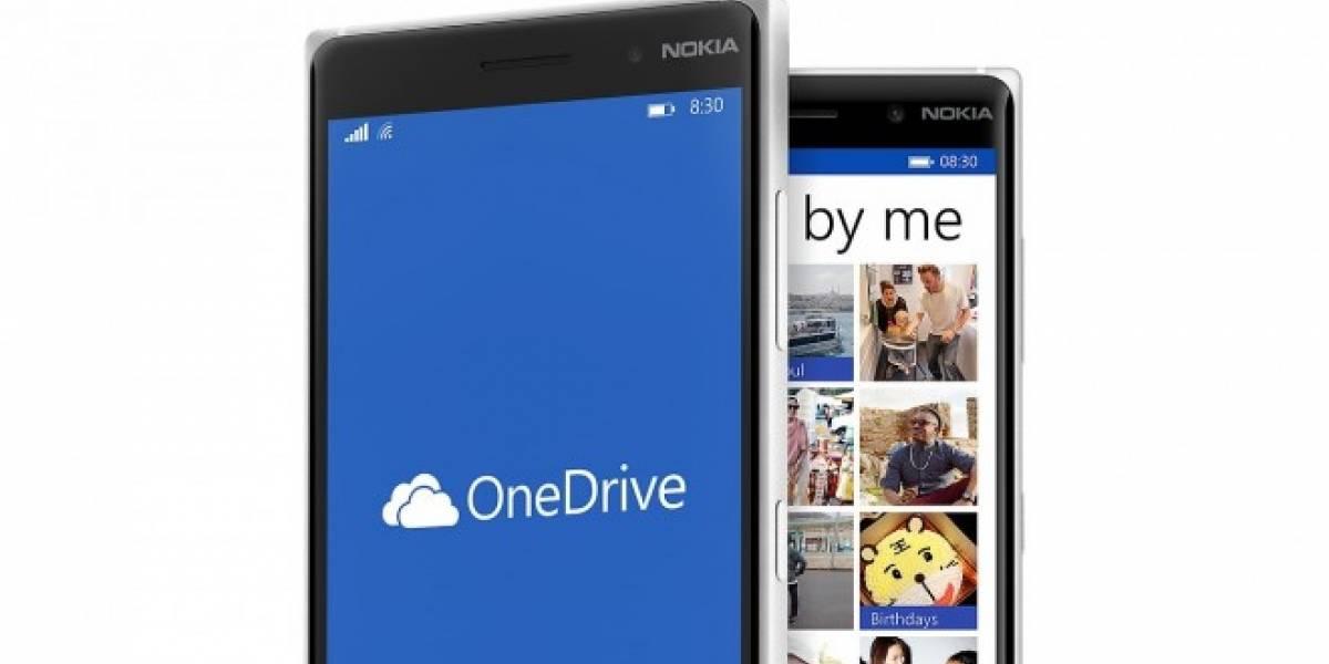 OneDrive para Windows Phone permitirá acceder offline en el futuro