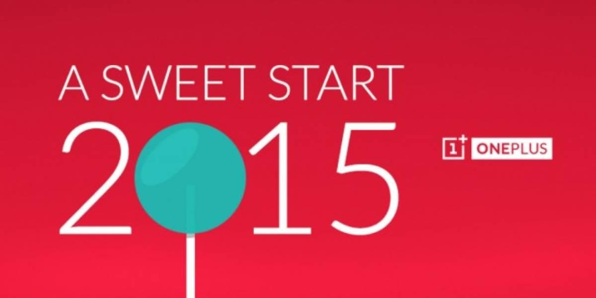 OnePlus lanza versión alpha de su ROM con Android Lollipop