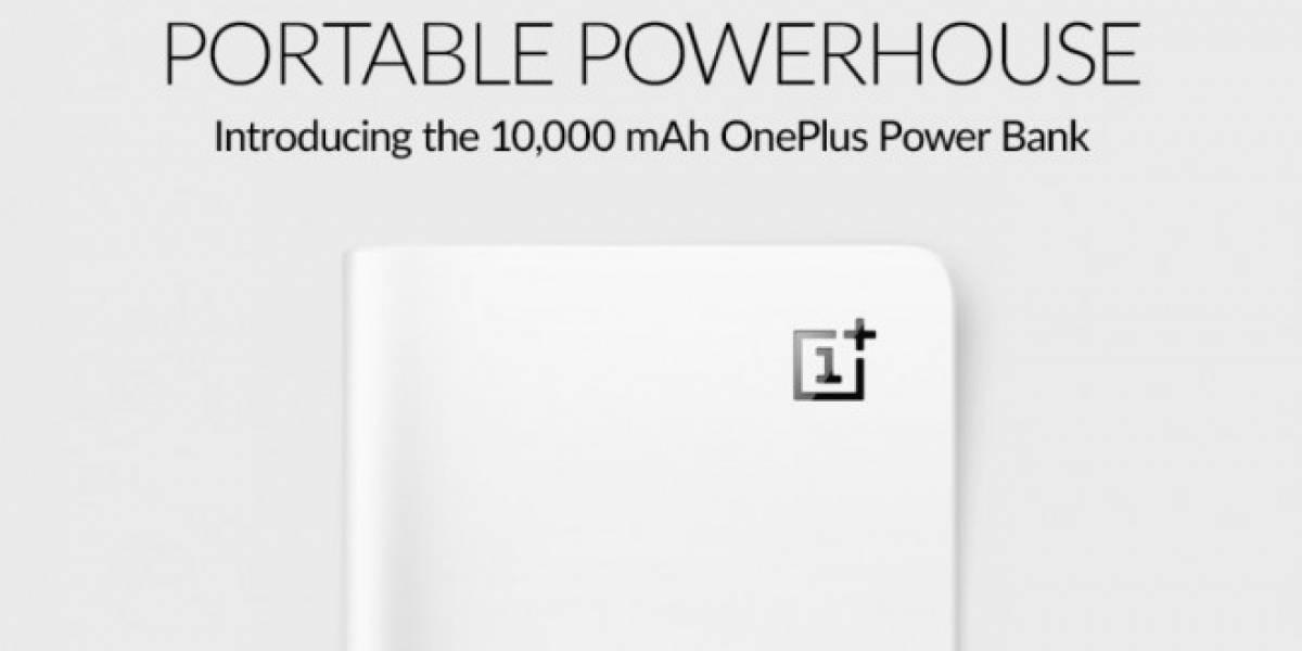 OnePlus lanza una batería de 10.000 mAh por USD $15