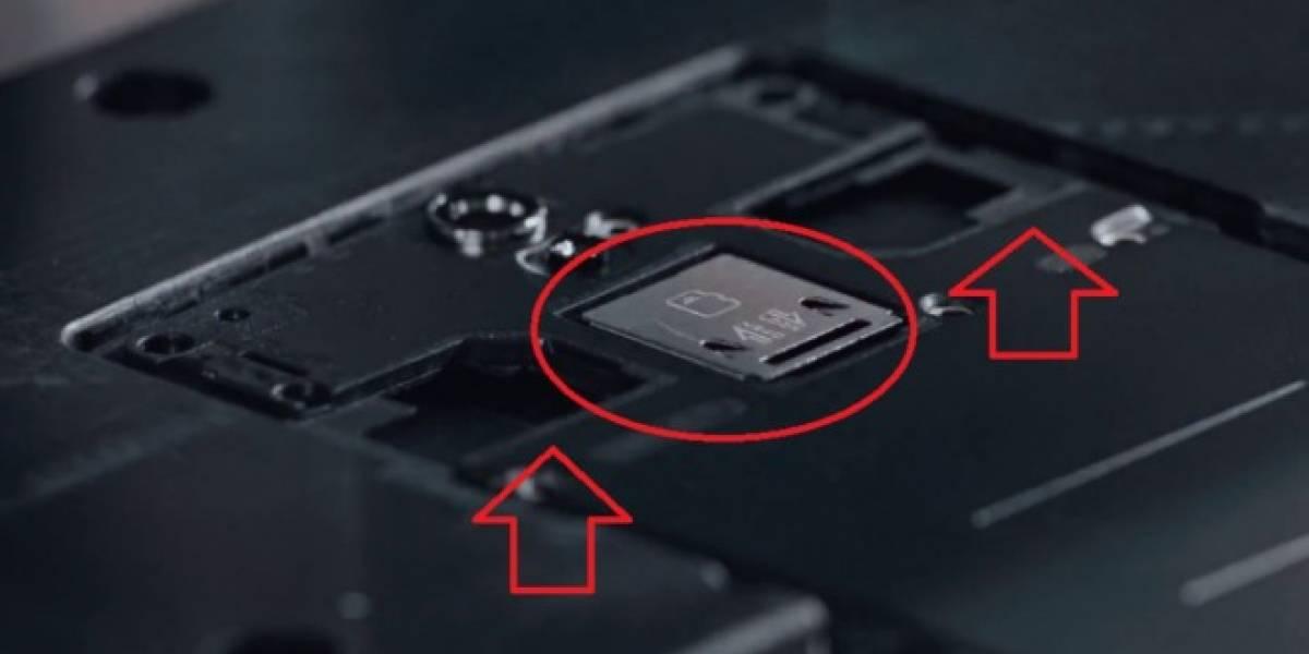 Promocional de OnePlus Two revelaría soporte dual SIM y microSD