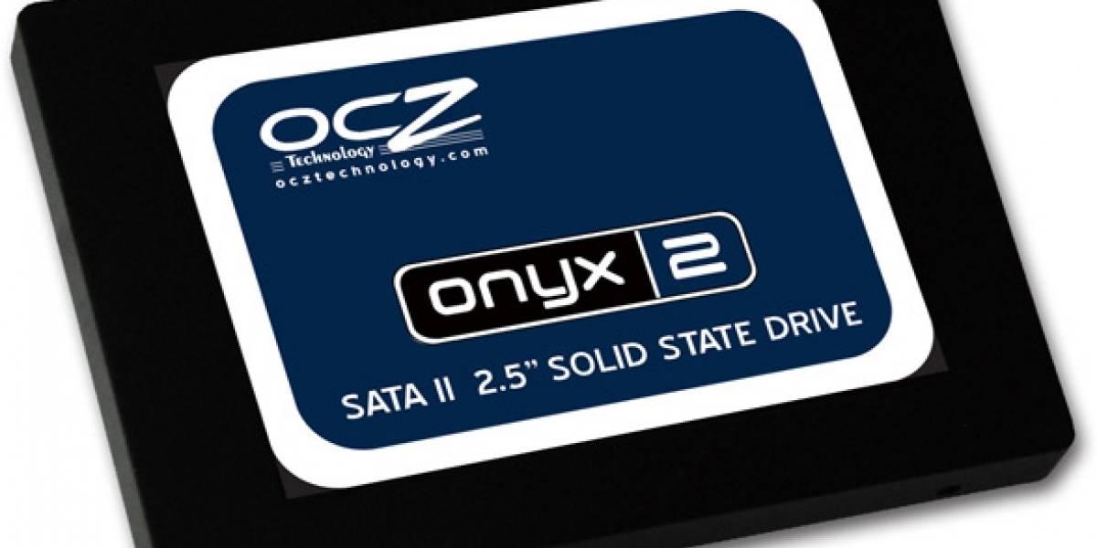 OCZ presenta el Onyx 2, un SSD asequible y rápido