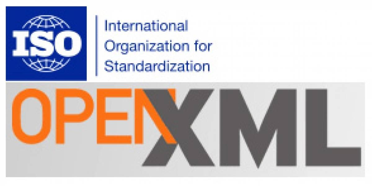 ISO aprueba OOXML de Microsoft como un estándar internacional
