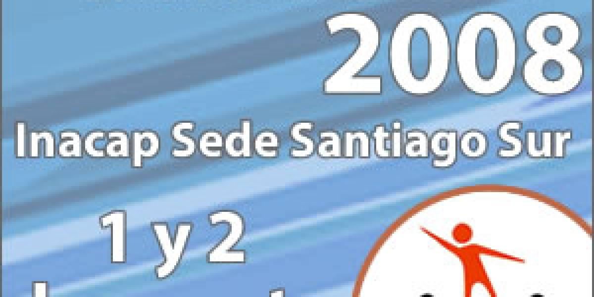 Te invitamos al evento OpenCommunity Chile 2008