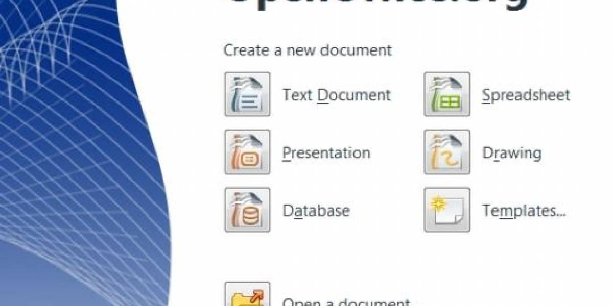 Liberada OpenOffice 3.0