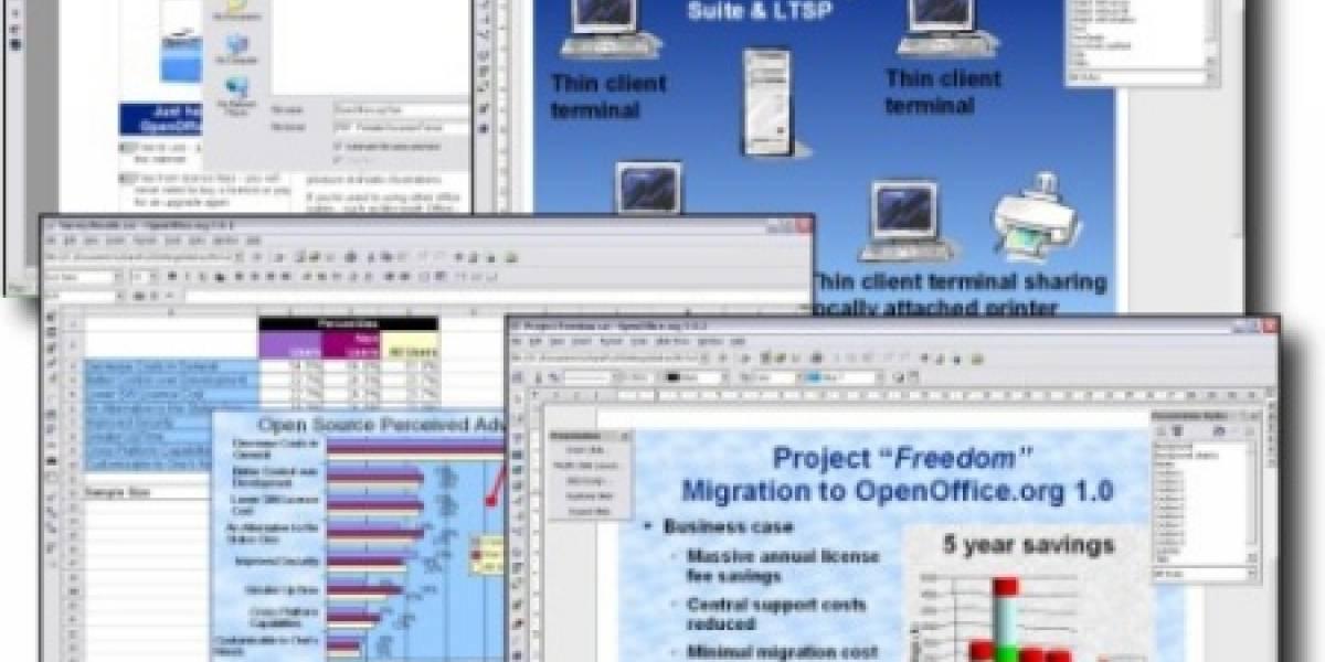 Liberada nueva beta de OpenOffice 3.0