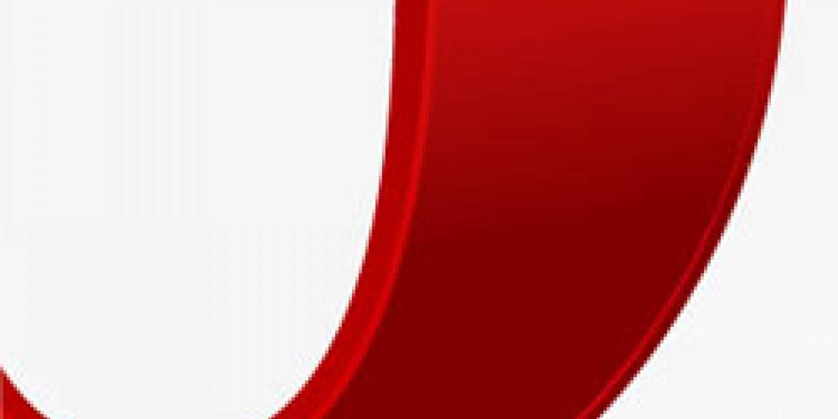 Opera 11 usará extensiones