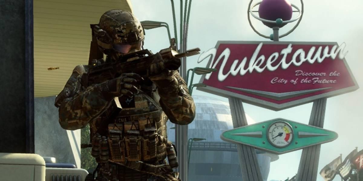 Nuketown 2025 llega a Black Ops II de Wii U dos años después