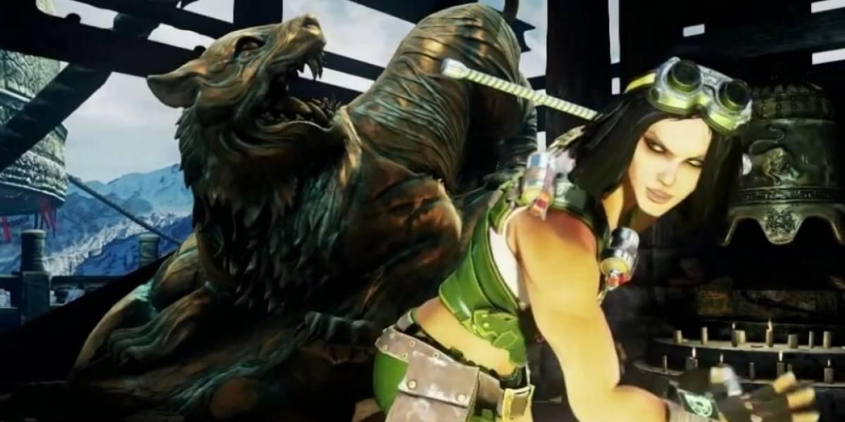El nuevo tráiler de Sadira en Killer Instinct presenta a B. Orchid
