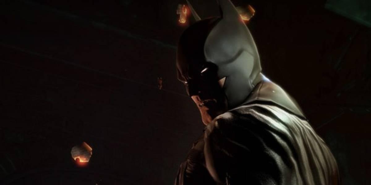 Batman: Arkham Origins Blackgate se lanza hoy en plataformas de sobremesa