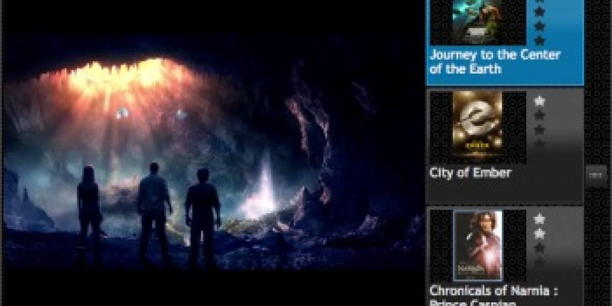 OSMPlayer: Reproductor multimedia en HTML5