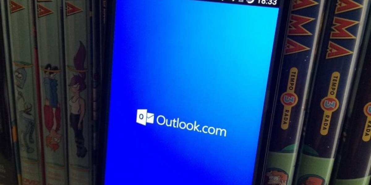 Outlook para Android expondría correos y adjuntos en versiones anteriores a KitKat