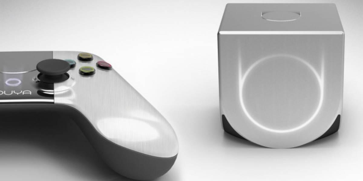 La consola Ouya se estará mostrando en un estacionamiento al exterior del E3