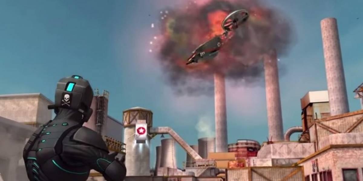 Tráiler de Overkill 3 muestra armas invisibles debido a la política de Apple