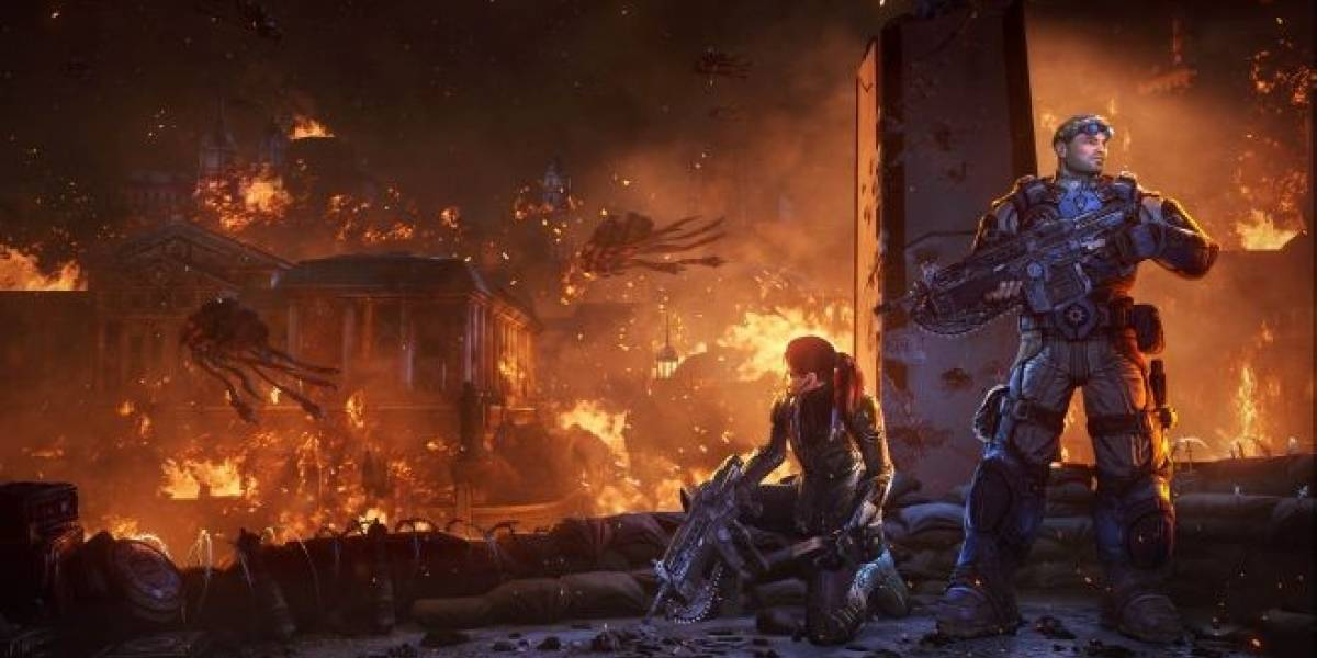 Reservar Gears of War: Judgment dará acceso anticipado a la demo del juego