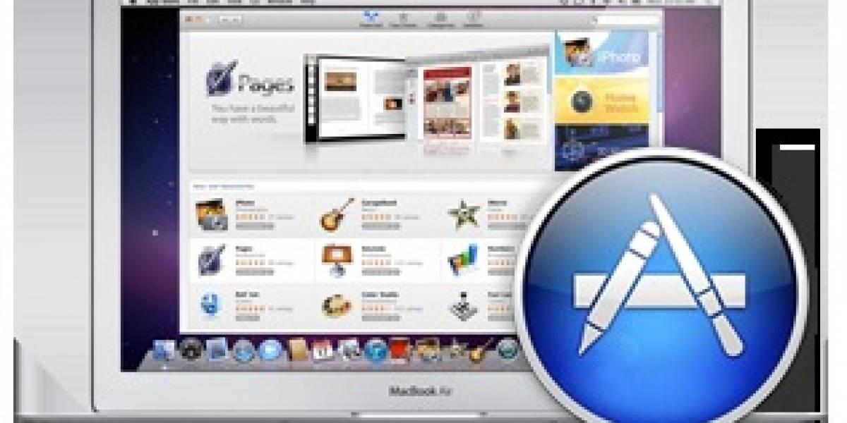 Mac App Store abrirá el 6 de Enero, pero no de la mano de Mac OS X Lion