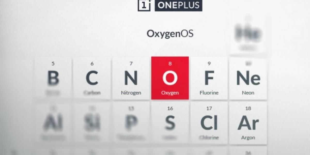 OnePlus anuncia un nuevo ROM llamado OxygenOS