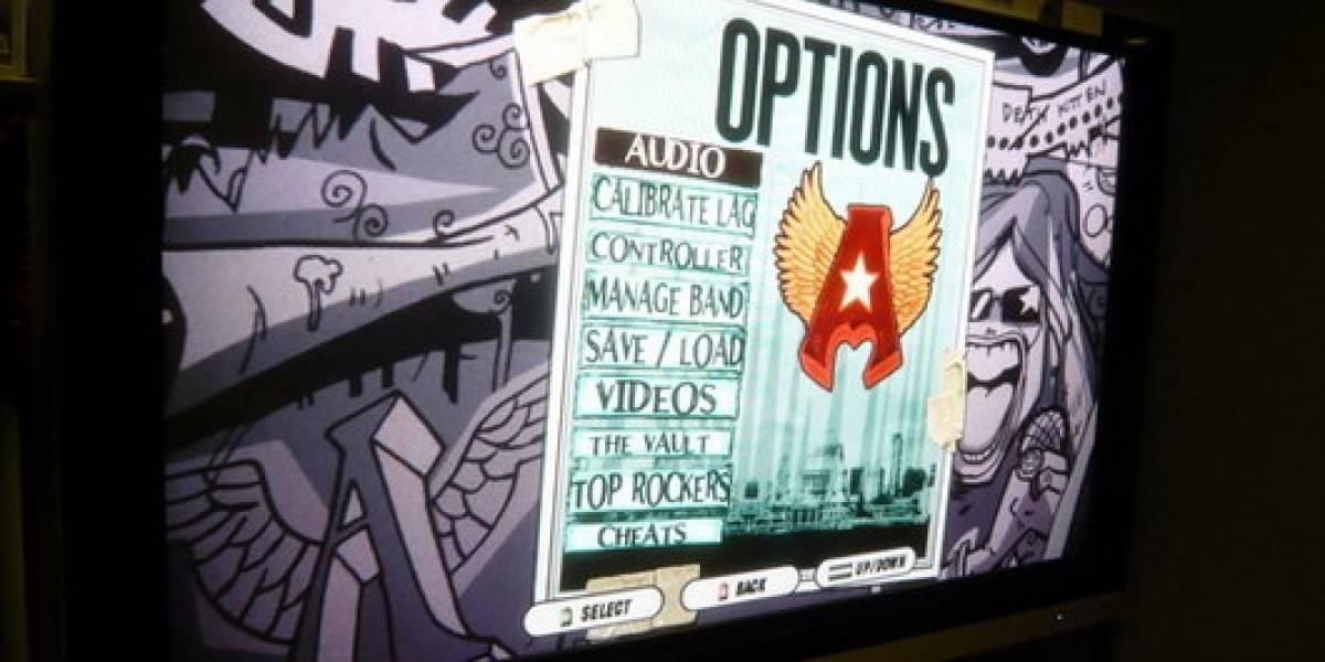 FW Labs: Lanzamiento Guitar Hero Aerosmith