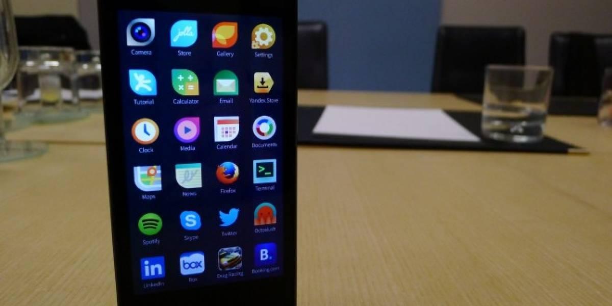 Sailfish para Android aparece en video