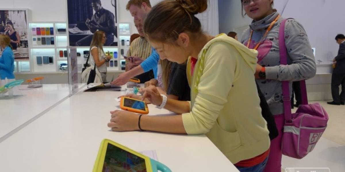 Satisfacción de los usuarios de tablets ha disminuído